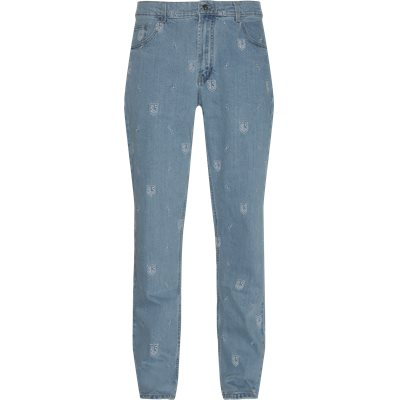 New All Over Jeans Regular fit | New All Over Jeans | Blå